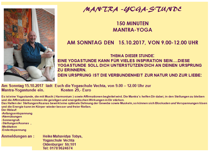 Flyer Bild Manojava 15.10.17